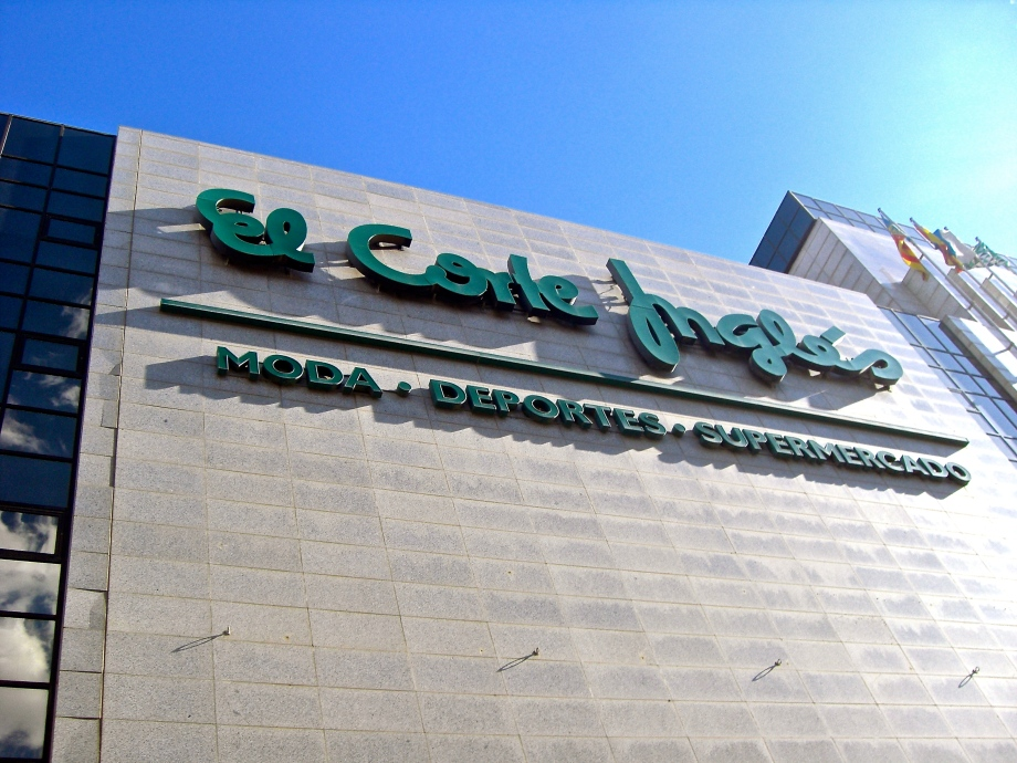 Corte Ingles is like Target, JC Penny, the gourmet food section of Whole Foods, and a supermarket all in one.