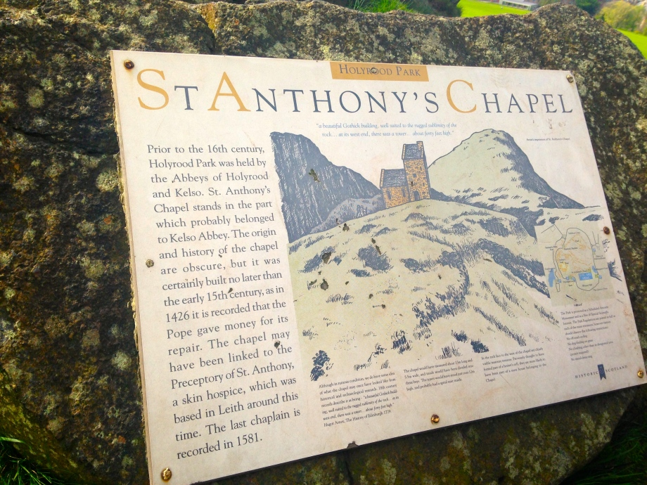 St. Anthony's Chapel (ruins)